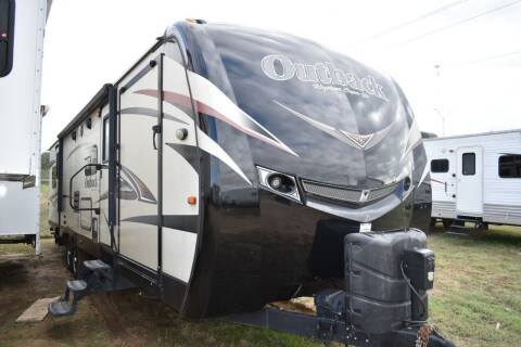 2016 Keystone Outback 324CG for sale at Buy Here Pay Here RV in Burleson TX