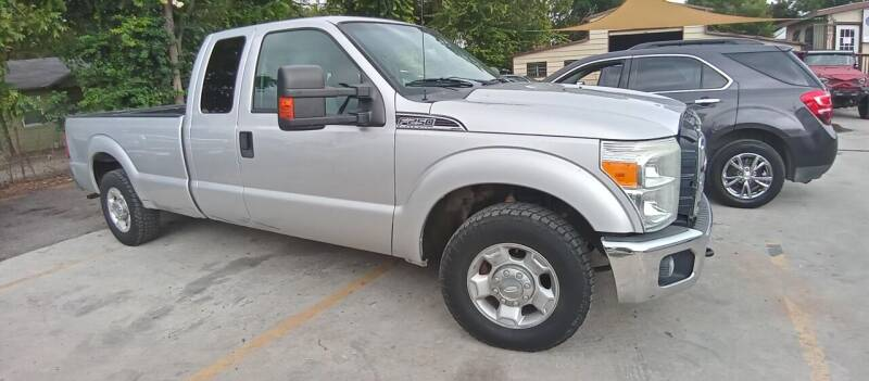 2012 Ford F-250 Super Duty for sale at AUTOTEX FINANCIAL in San Antonio TX