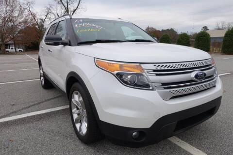 2013 Ford Explorer for sale at Womack Auto Sales in Statesboro GA