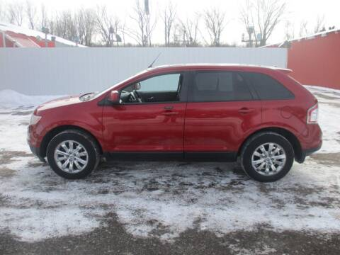 2009 Ford Edge for sale at Chaddock Auto Sales in Rochester MN