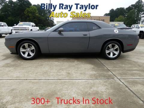2018 Dodge Challenger for sale at Billy Ray Taylor Auto Sales in Cullman AL
