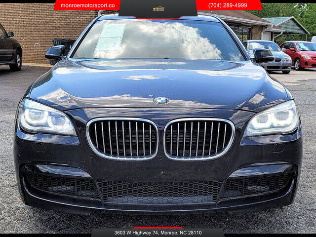2014 BMW 7 Series for sale in Monroe, NC
