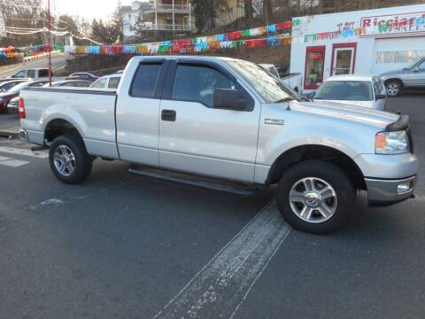 2005 Ford F-150 for sale at Ricciardi Auto Sales in Waterbury CT
