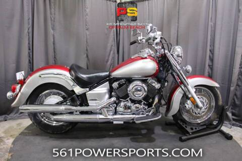 2005 Yamaha V Star 650 for sale at Powersports of Palm Beach in Hollywood FL