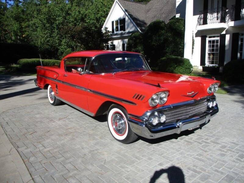 1958 Chevrolet Impala for sale at Classic Investments in Marietta GA