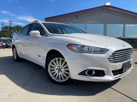 2013 Ford Fusion Energi for sale at Colorado Motorcars in Denver CO