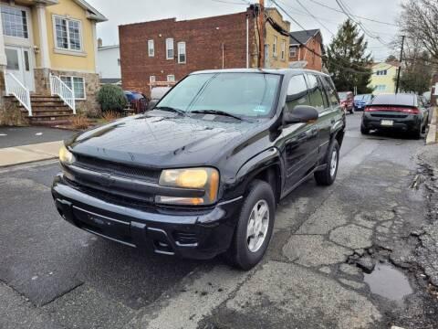 2004 Chevrolet TrailBlazer for sale at Millennium Auto Group in Lodi NJ