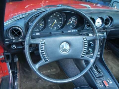 1972 Mercedes-Benz 350-Class