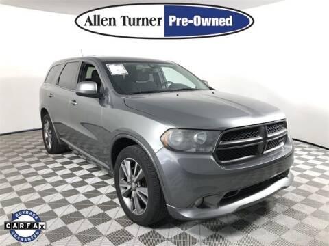 2013 Dodge Durango for sale at Allen Turner Hyundai in Pensacola FL
