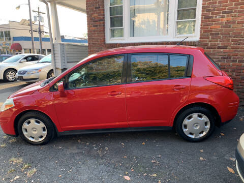 2009 Nissan Versa for sale at UNION AUTO SALES in Vauxhall NJ