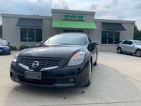 2008 Nissan Altima for sale at Cross Motor Group in Rock Hill SC