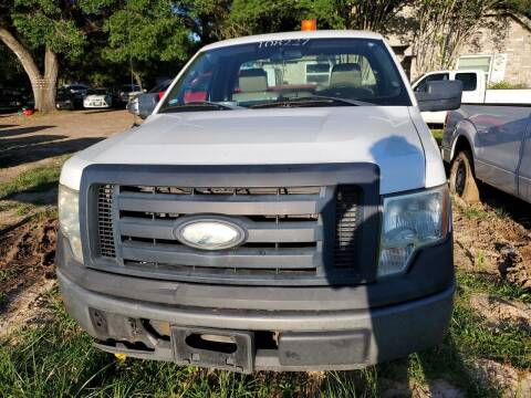 2009 Ford F-150 for sale at CARWIN MOTORS in Katy TX