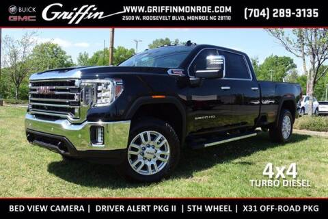 2021 GMC Sierra 3500HD for sale at Griffin Buick GMC in Monroe NC