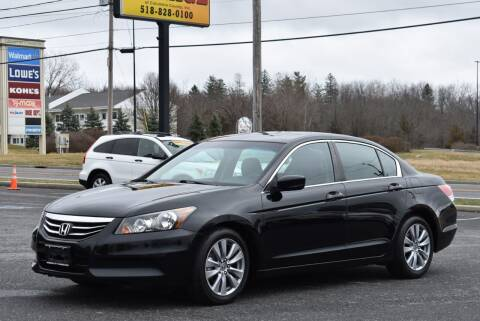2012 Honda Accord for sale at Broadway Garage of Columbia County Inc. in Hudson NY