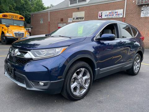 2018 Honda CR-V for sale at White River Auto Sales in New Rochelle NY