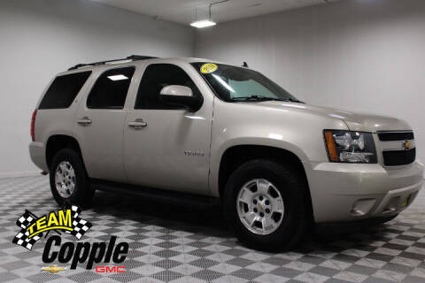 2014 Chevrolet Tahoe for sale at Copple Chevrolet GMC Inc in Louisville NE
