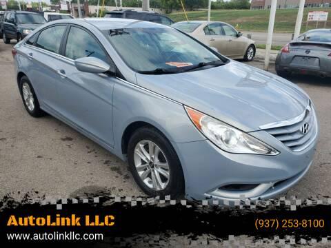 2011 Hyundai Sonata for sale at AutoLink LLC in Dayton OH
