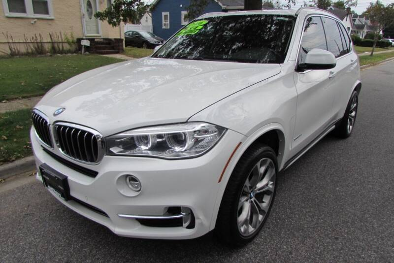 2016 BMW X5 for sale at First Choice Automobile in Uniondale NY
