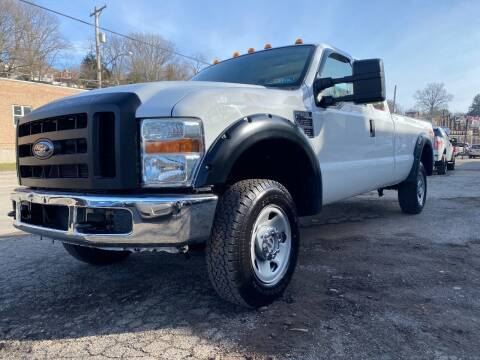 2008 Ford F-250 Super Duty for sale at Showcase Motors in Pittsburgh PA