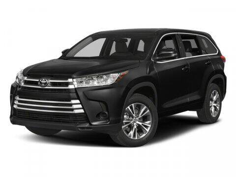 2018 Toyota Highlander for sale at STG Auto Group in Montclair CA