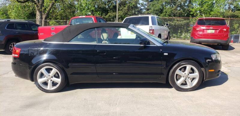 2007 Audi A4 for sale at On The Road Again Auto Sales in Doraville GA