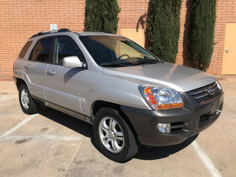 2006 Kia Sportage for sale at Freedom  Automotive in Sierra Vista AZ