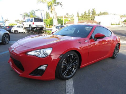 2013 Scion FR-S for sale at Eagle Auto in La Mesa CA