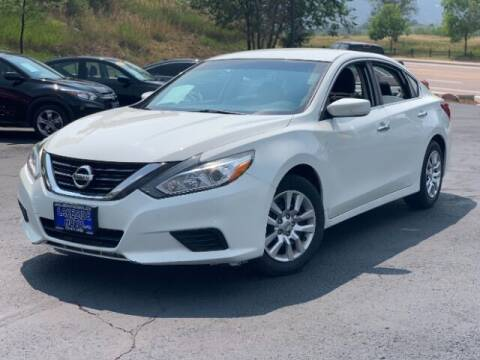 2017 Nissan Altima for sale at Lakeside Auto Brokers in Colorado Springs CO