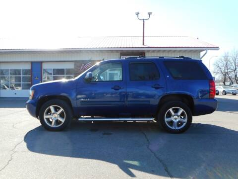 2012 Chevrolet Tahoe for sale at Twin City Motors in Grand Forks ND