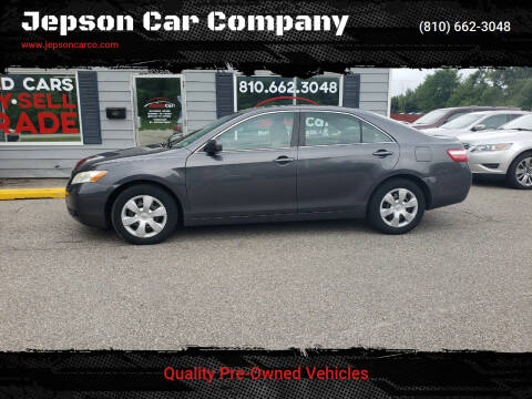 2009 Toyota Camry for sale at Jepson Car Company in Saint Clair MI