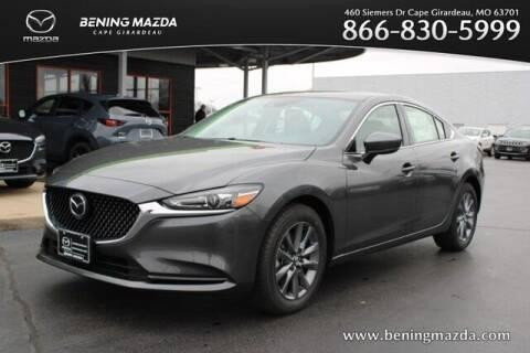 2021 Mazda MAZDA6 for sale at Bening Mazda in Cape Girardeau MO