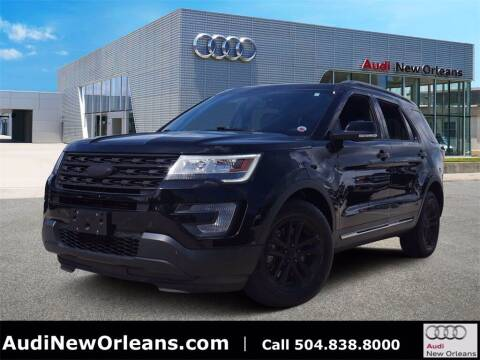 2017 Ford Explorer for sale at Metairie Preowned Superstore in Metairie LA