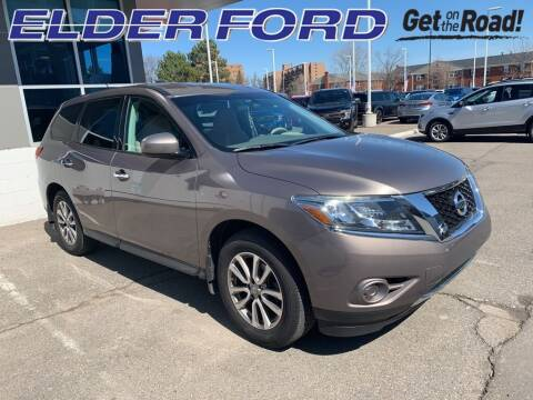2014 Nissan Pathfinder for sale at Mr Intellectual Cars in Troy MI