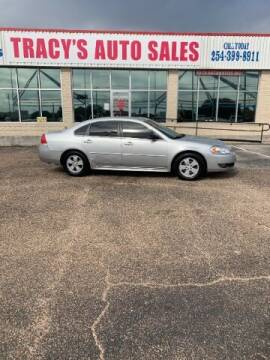 2011 Chevrolet Impala for sale at Tracy's Auto Sales in Waco TX