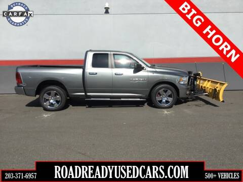 2012 RAM Ram Pickup 1500 for sale at Road Ready Used Cars in Ansonia CT