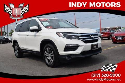 2017 Honda Pilot for sale at Indy Motors Inc in Indianapolis IN