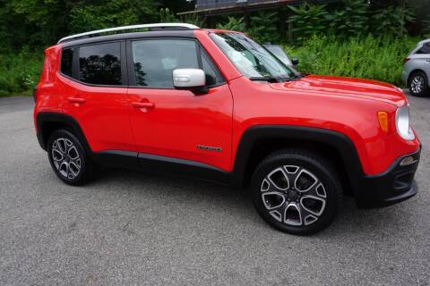 2016 Jeep Renegade for sale at Bloom Auto in Ledgewood NJ