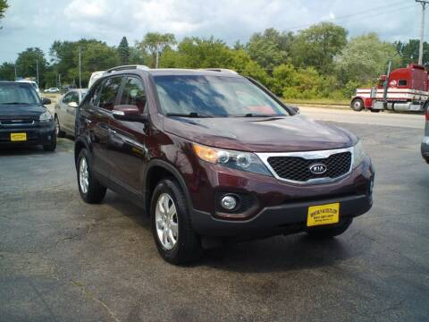 2011 Kia Sorento for sale at BestBuyAutoLtd in Spring Grove IL