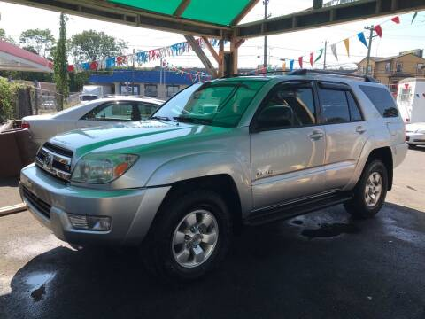 2005 Toyota 4Runner for sale at 21st Ave Auto Sale in Paterson NJ