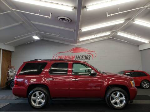2007 Chevrolet Tahoe for sale at Premium Motors in Villa Park IL