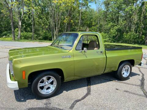 1973 Chevrolet C/K 10 Series for sale at Right Pedal Auto Sales INC in Wind Gap PA