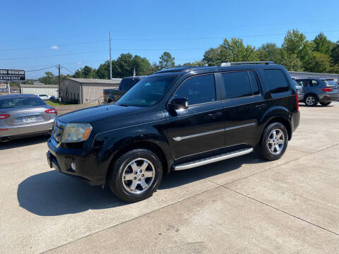 2010 Honda Pilot for sale at Preferred Auto Sales in Tyler TX