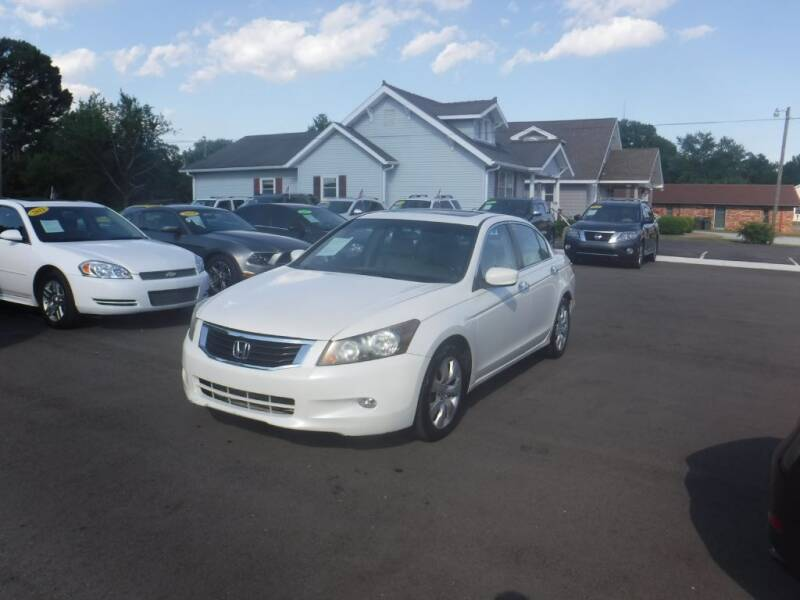 2009 Honda Accord for sale at Rob Co Automotive LLC in Springfield TN
