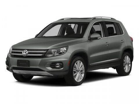 2015 Volkswagen Tiguan for sale at Mike Murphy Ford in Morton IL