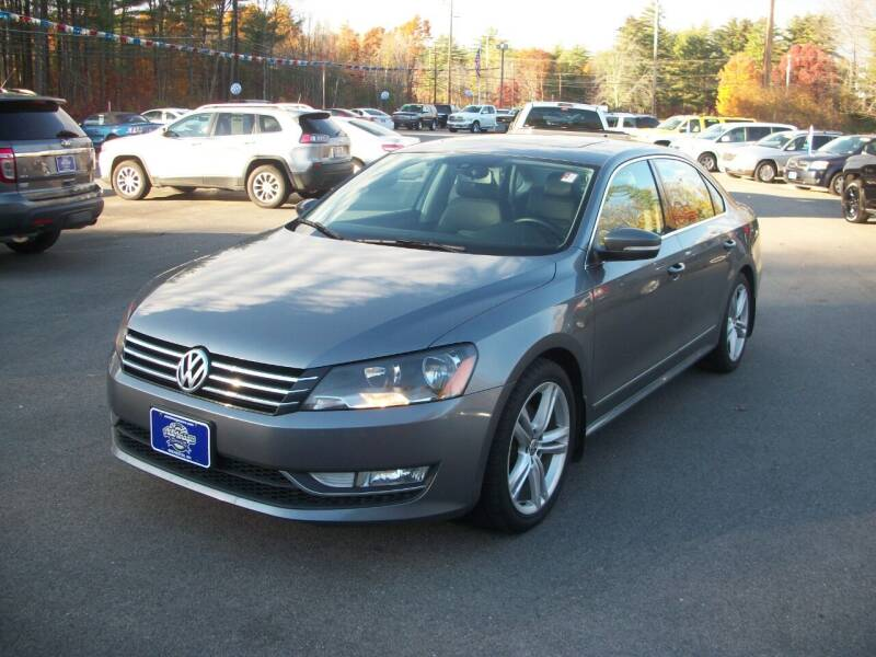 2015 Volkswagen Passat for sale at Auto Images Auto Sales LLC in Rochester NH