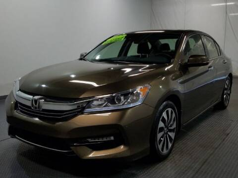 2017 Honda Accord Hybrid for sale at NW Automotive Group in Cincinnati OH
