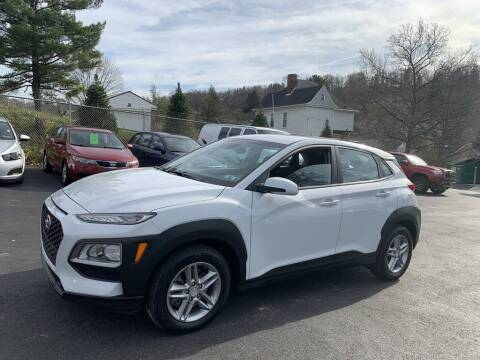 2020 Hyundai Kona for sale at Premiere Auto Sales in Washington PA