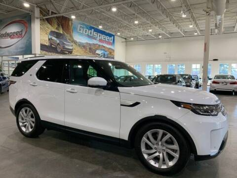 2017 Land Rover Discovery for sale at Godspeed Motors in Charlotte NC