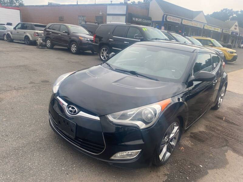 2013 Hyundai Veloster for sale at Manchester Motors in Manchester CT