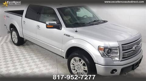 2013 Ford F-150 for sale at Excellence Auto Direct in Euless TX